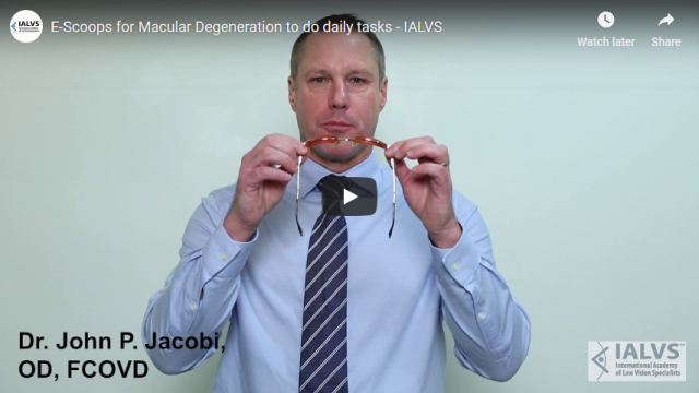 Screenshot 2019 03 29 E Scoops for Macular Degeneration to do daily tasks   IALVS   YouTube