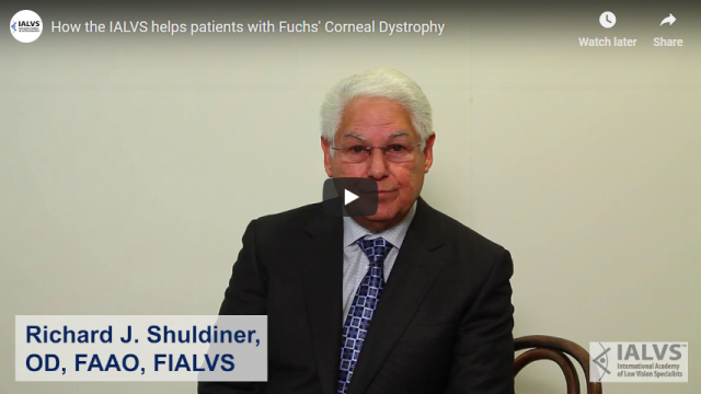 Screenshot 2019 03 29 How the IALVS helps patients with Fuchs Corneal Dystrophy YouTube